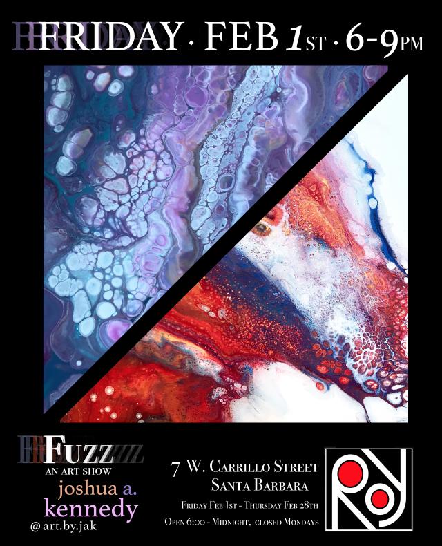 Fuzz : an art show title=