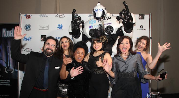 Raw Science Film Festival January 5-7, 2018