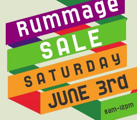 Garden Street Academy Rummage Sale