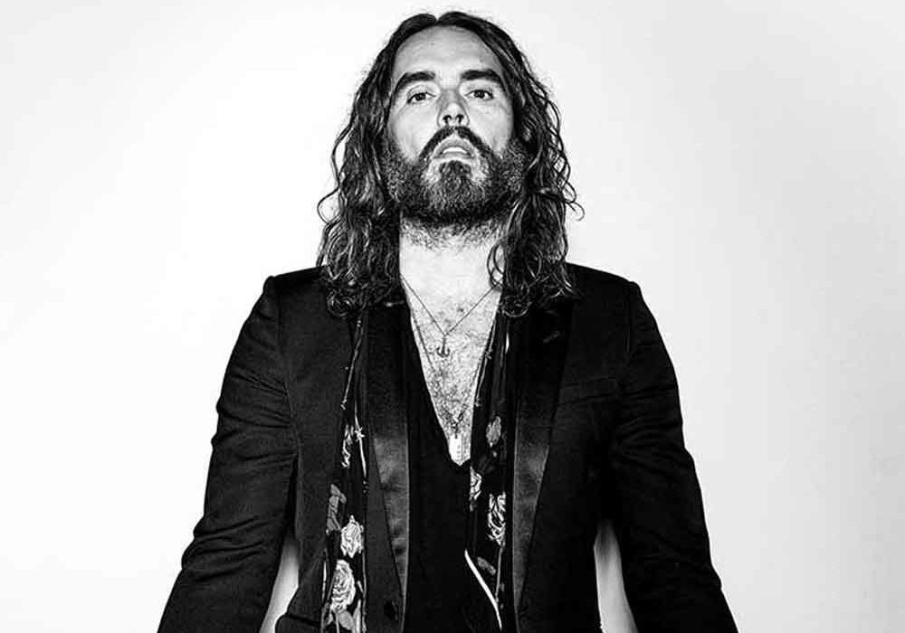 CANCELLED: AEG PRESENTS Russell Brand title=