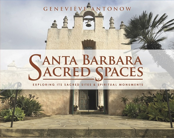 Sacred Spaces Book Signing with Genevieve Antonow title=