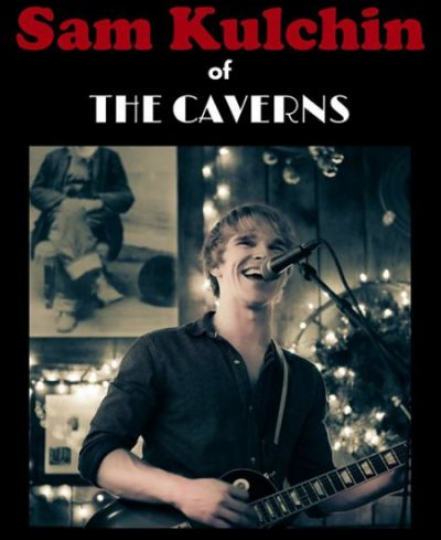 Live Music in the Barrel Room with Sam from The Caverns 04.26.18
