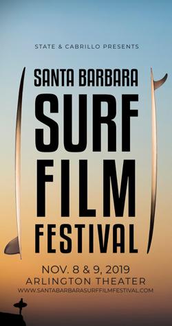 Santa Barbara Surf Film Festival title=