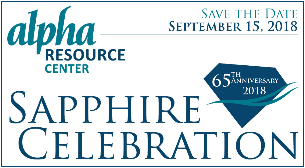 Alpha's 65th Sapphire Celebration