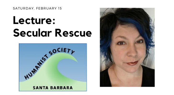 Humanist Society Lecture: Secular Rescue title=