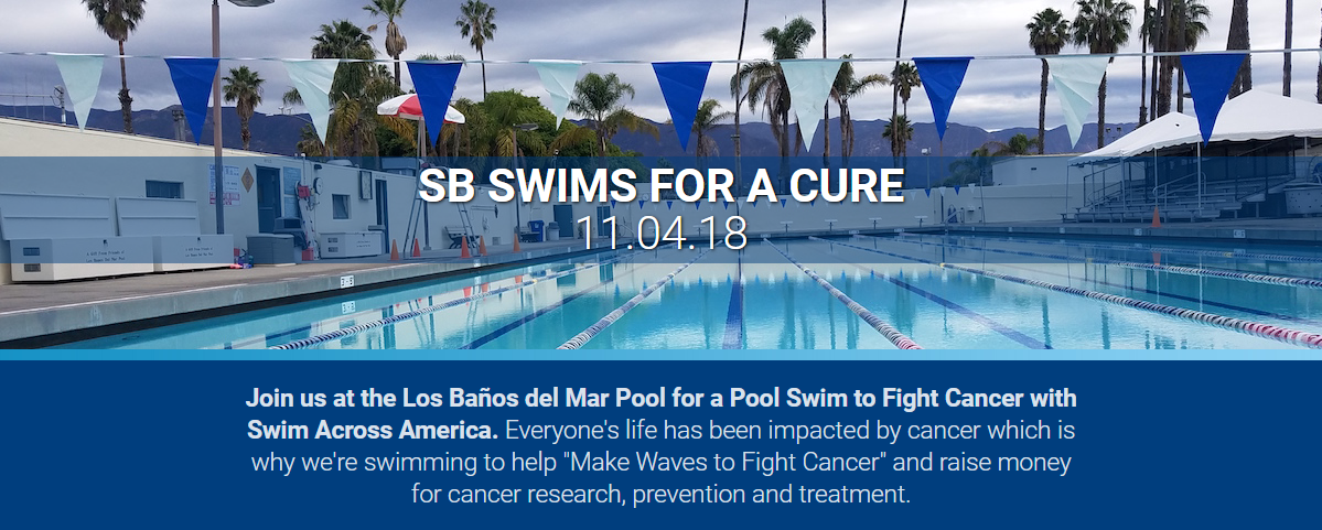 SB SWIMS FOR A CURE