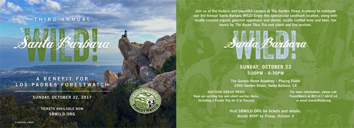 Third Annual Santa Barbara WILD! title=