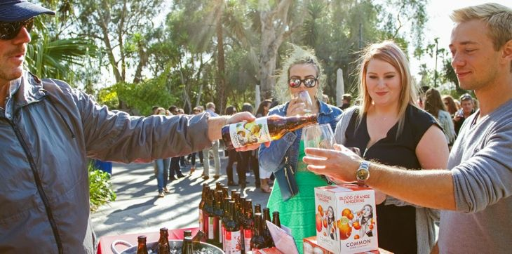 Roar and Pour at Santa Barbara Zoo title=