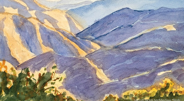 Oak Group Exhibition at SBCC Atkinson Gallery Will Benefit  Los Padres Forest Watch