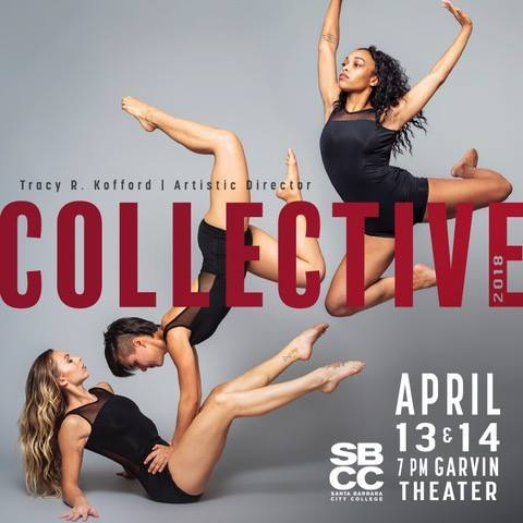 SBCC Dance Collective Spring 2018