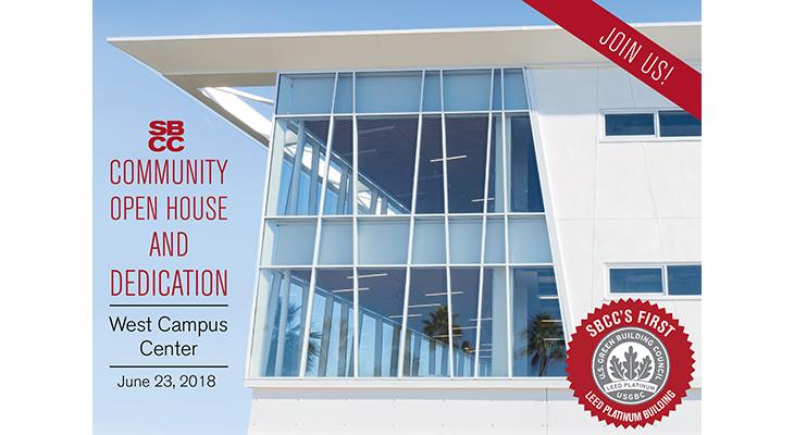 SBCC West Campus Center