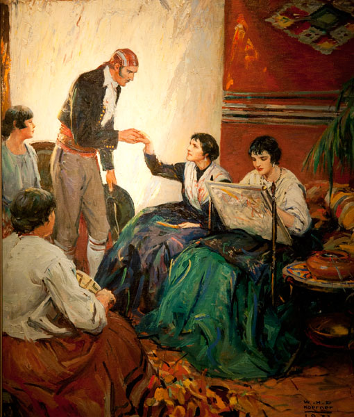 Women's History Month Talk – Testimonios: Early California through the Eyes of Women title=