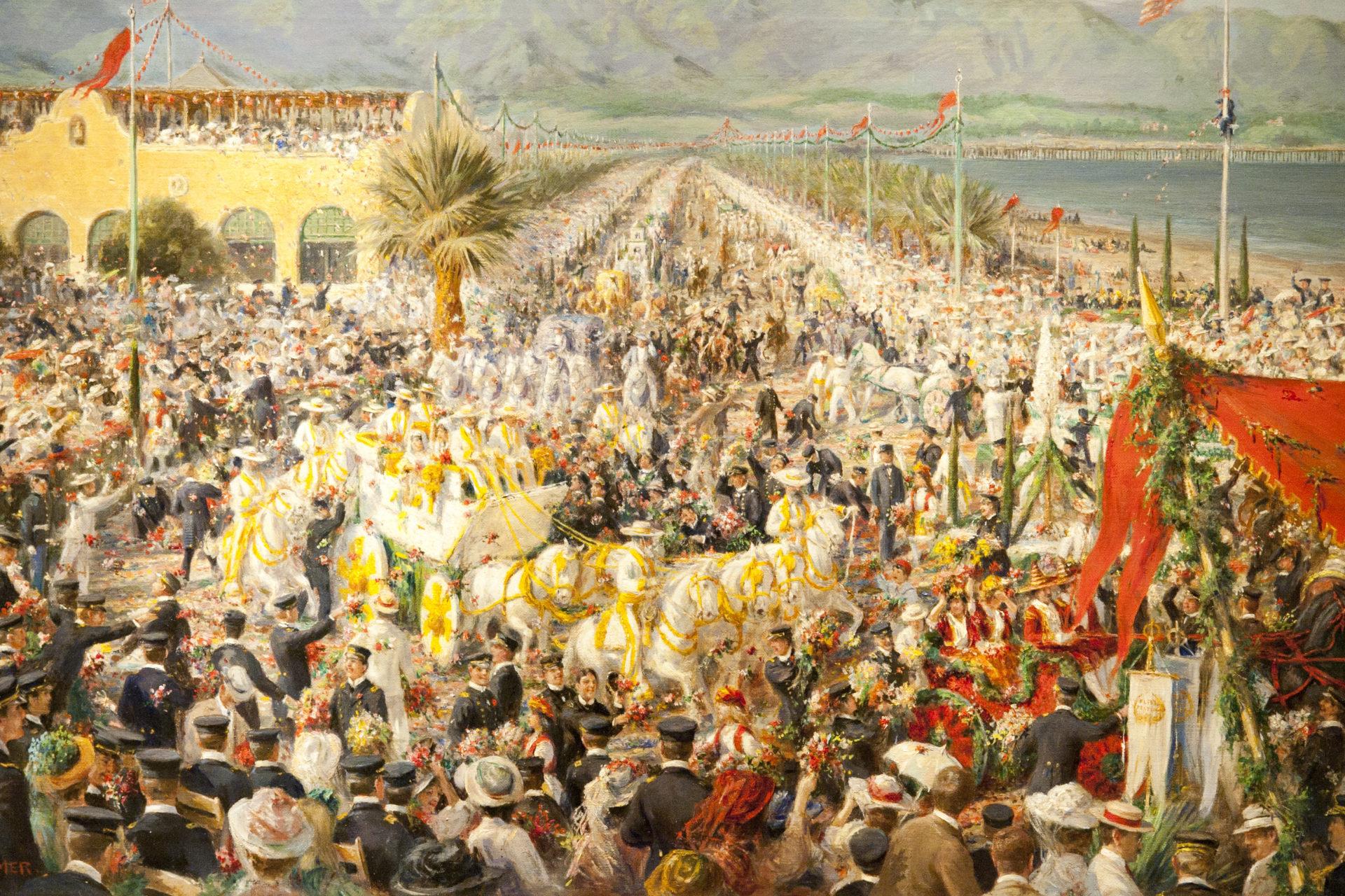 History Happy Hour: Santa Barbara Celebrates! title=
