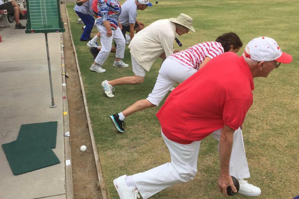 FREE Lawn Bowling Lessons