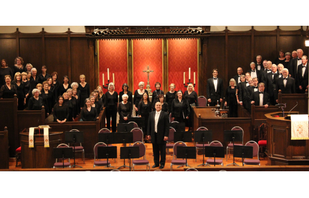 SANTA BARBARA MASTER CHORALE PRESENTS Santa Barbara Sings! A gift to the Santa Barbara Community title=