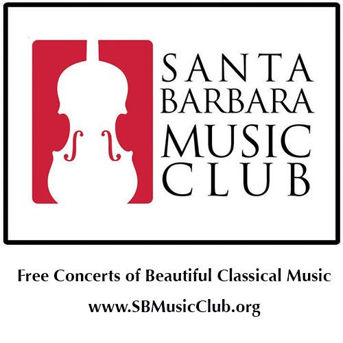 Santa Barbara Music Club Free Concerts