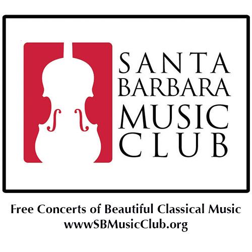 Santa Barbara Music Club Free Concerts title=