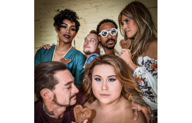 SANTA BARBARA TRANSGENDER ADVOCACY NETWORK PRESENTS Hearts on Fire Fashion Show with Song and Dance title=