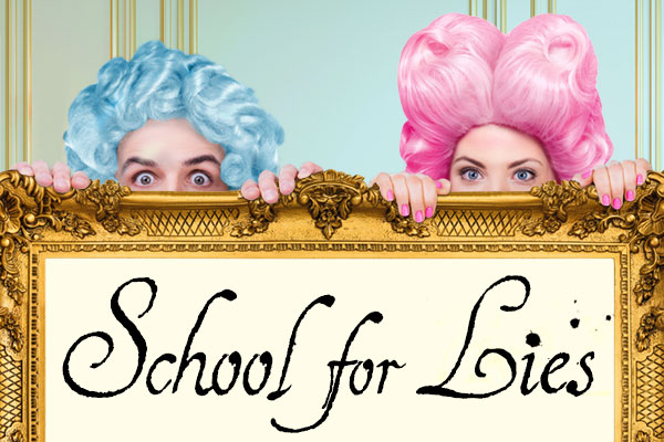 School for Lies title=