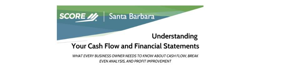SCORE - Understanding your cash flow and financial statements title=