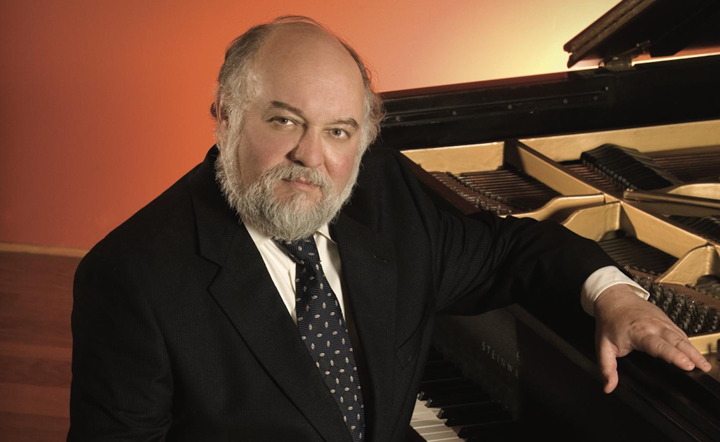 Pianist Paul Berkowitz in Recital