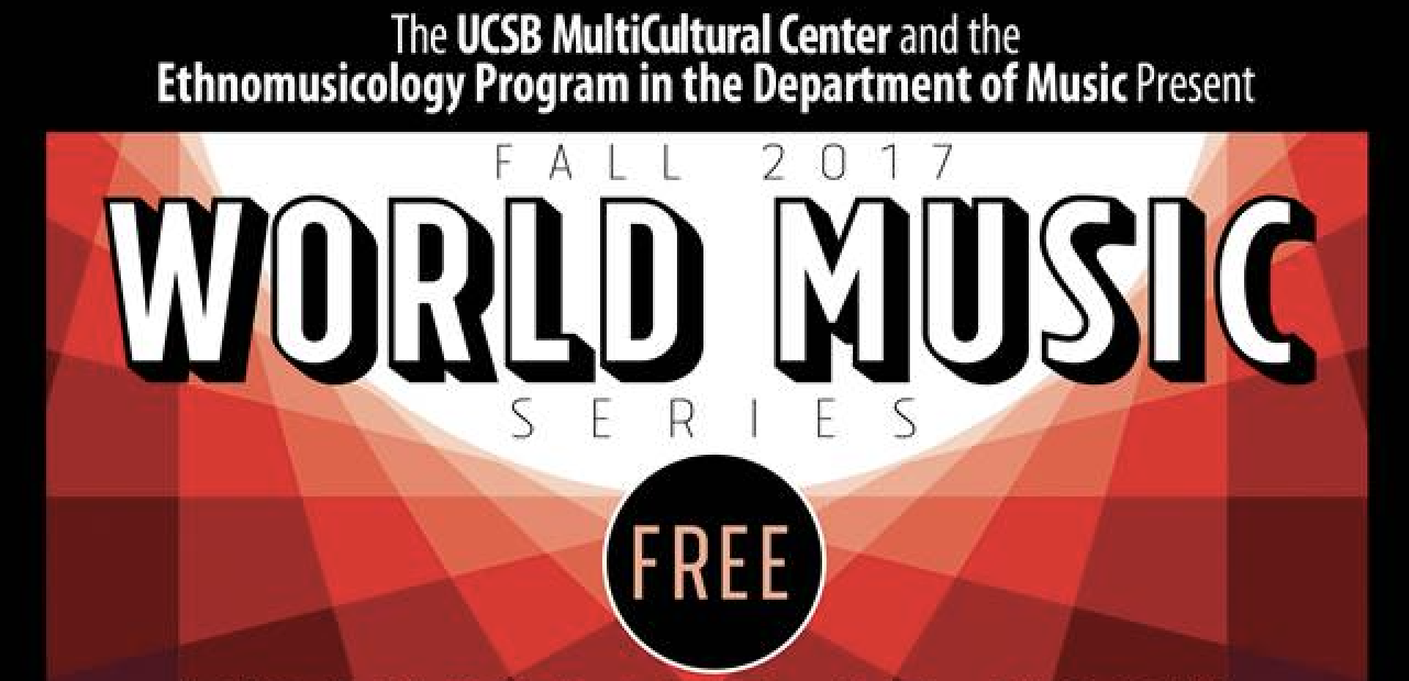 World Music Series: Rumba, Bolero, Cumbia, and more with Ensamble Vientos Del Sur