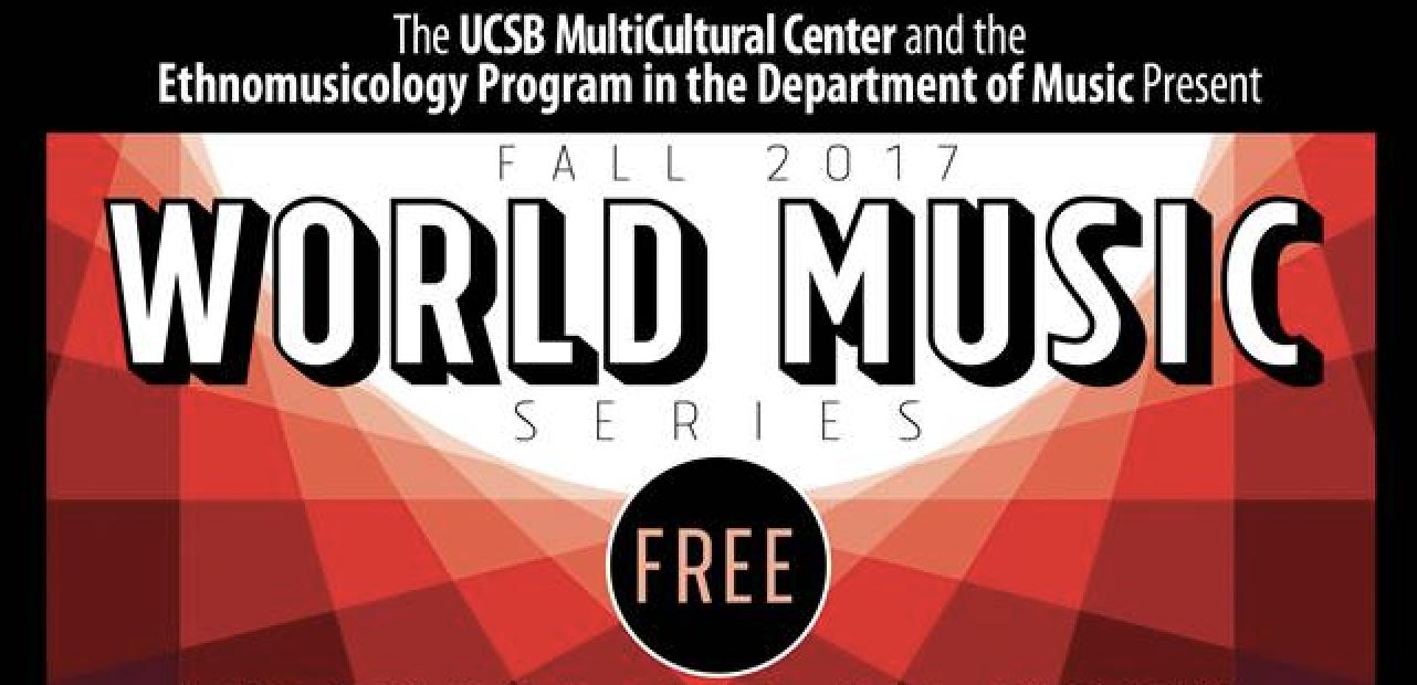 World Music Series: Contemporary Jazz