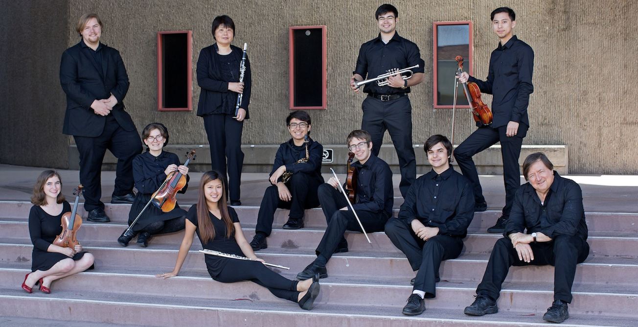 UCSB Ensemble for Contemporary Music (ECM) title=