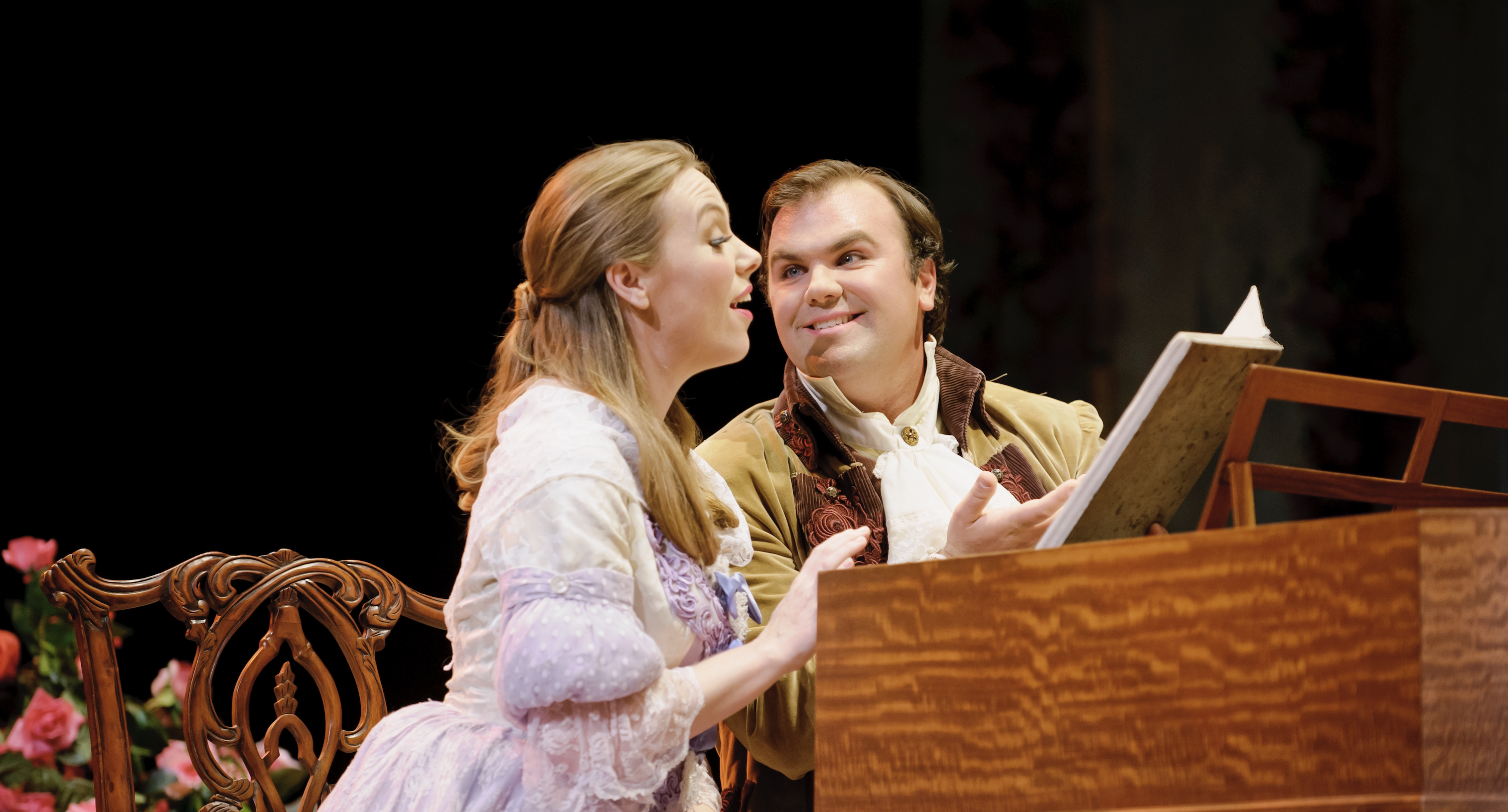 "UCSB Opera Theatre presents Mozart's ""The Marriage of Figaro"" title="