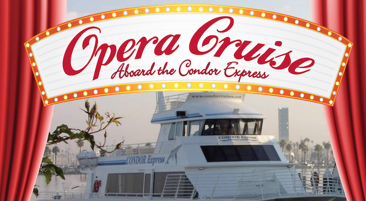 Opera Cruise on the Condor Express title=