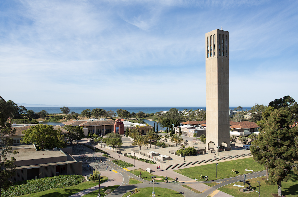 UCSB Student Carillon Recital title=