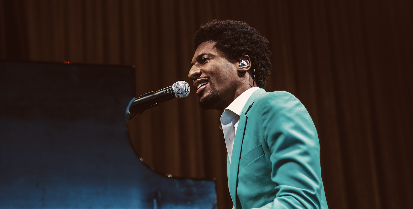 A Conversation with Jon Batiste title=
