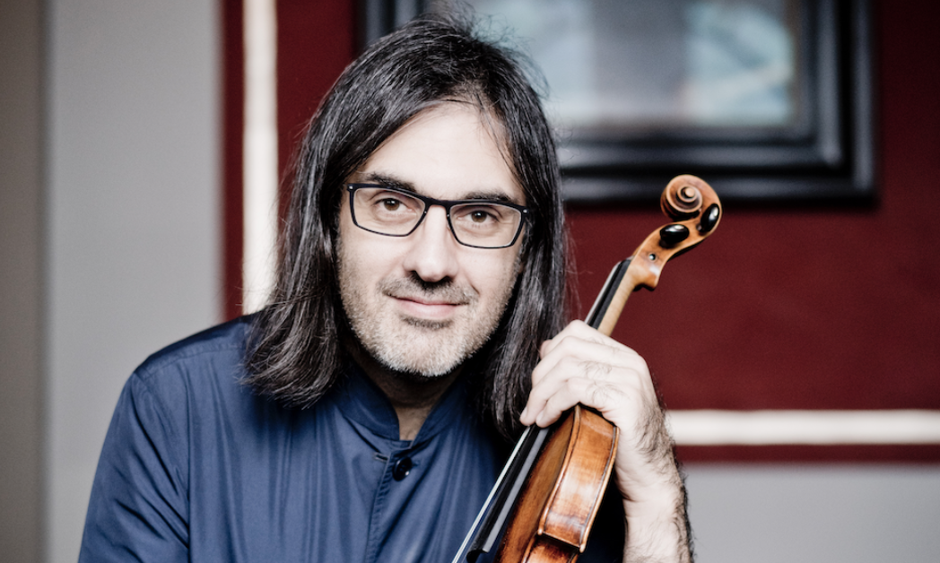 Guest Artist Masterclass: Leonidas Kavakos, violin title=