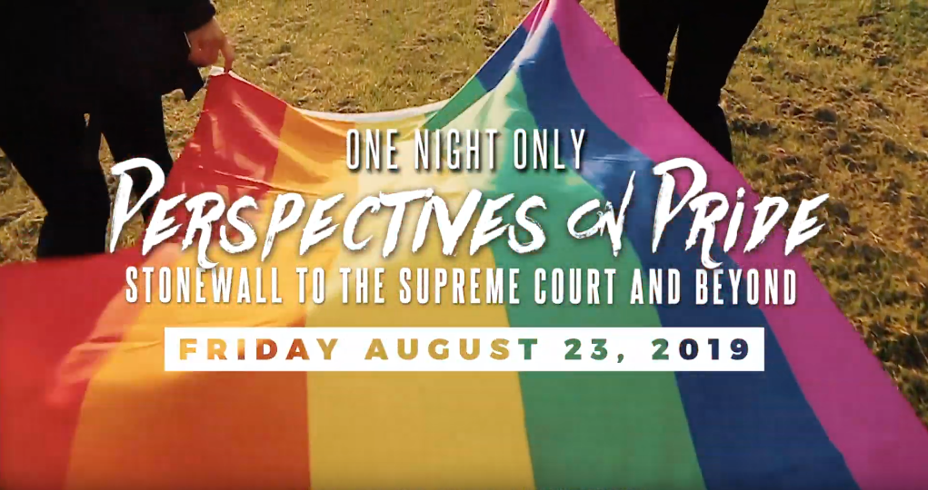 Perspectives on Pride: Stonewall to the Supreme Court and Beyond title=