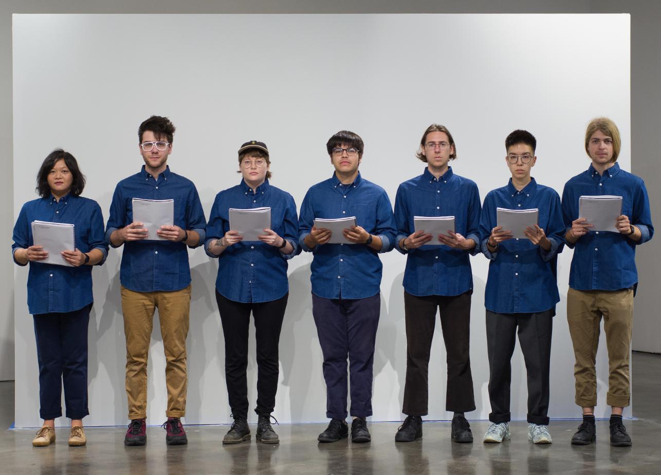 Opening Reception | Ari Benjamin Meyers: Kunsthalle for Music title=