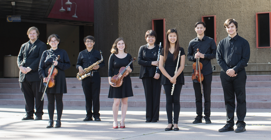 (CANCELED) UCSB Ensemble for Contemporary Music (ECM) title=