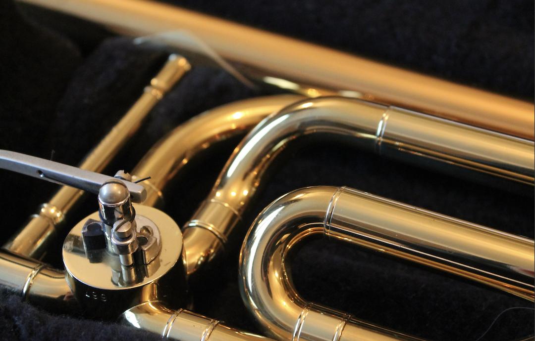 Trombone title=