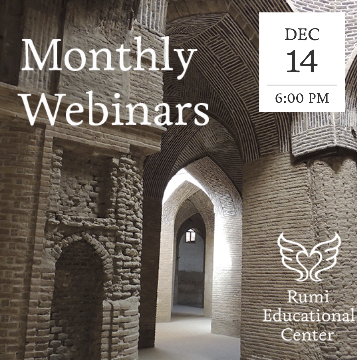 Free Rumi Monthly Webinar title=