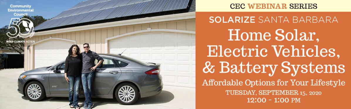 Solarize Santa Barbara – Home Solar, Electric Vehicles, and Battery Systems title=