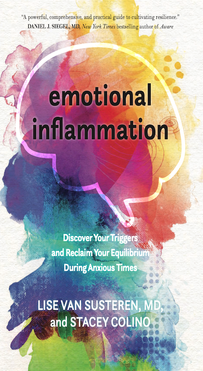 Emotional Inflammation: Discover your Triggers and Reclaim Your Equilibrium during Anxious Times title=