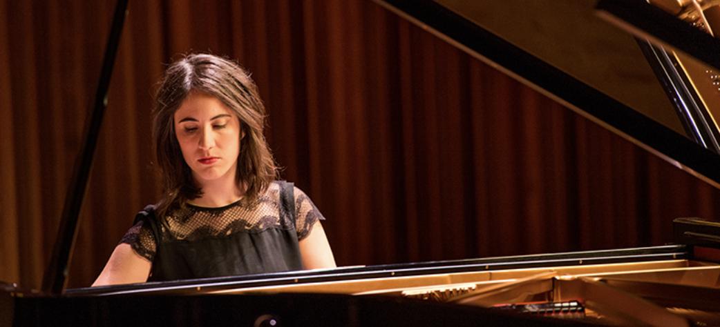 Graduate Student Recital: Lucía Álvarez Núñez, Piano title=