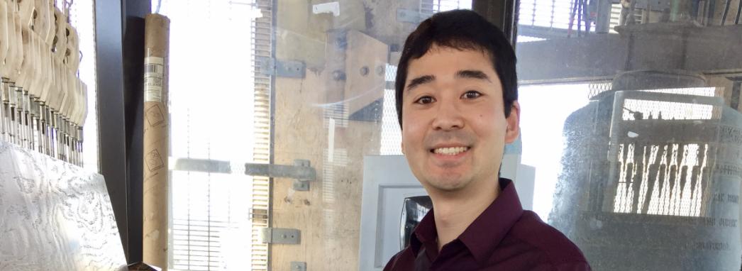 Summer Carillon Recital: Wesley Arai, UC Santa Barbara title=
