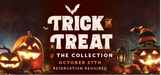 Trick or Treat at The Collection title=