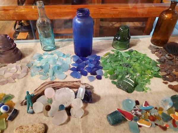 Summer Glass Sundays!  Sea Glass & Ocean Arts Festival title=