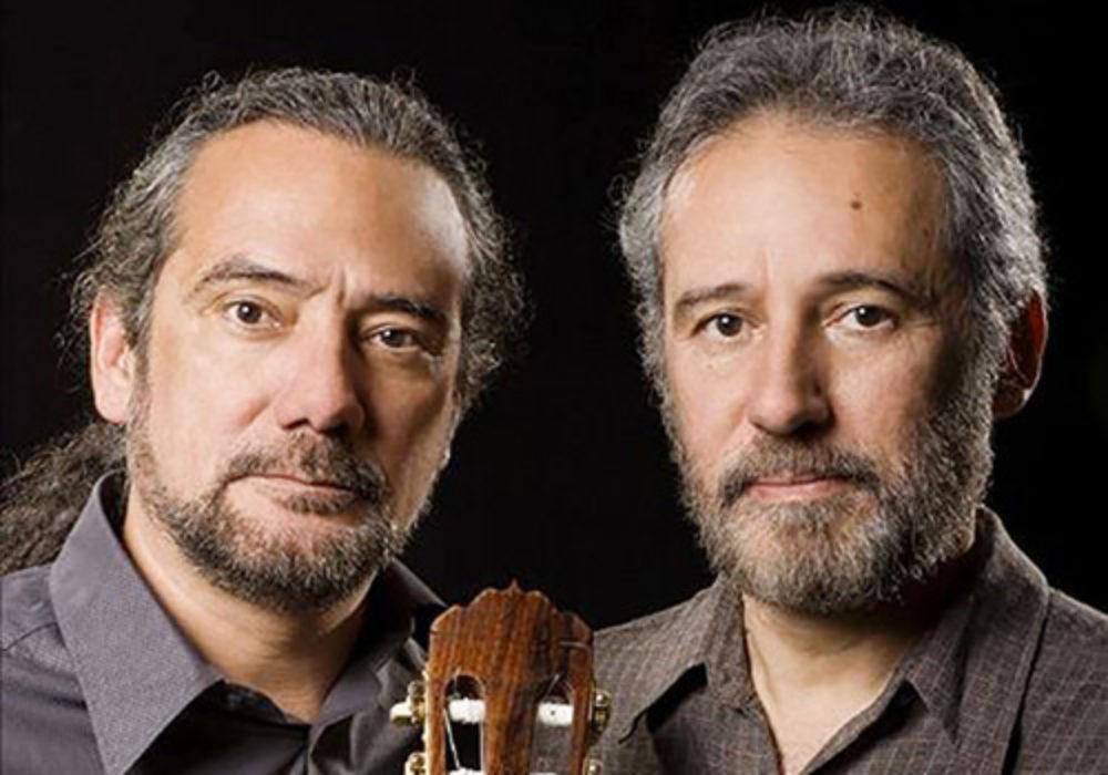CAMA'S MASTERSERIES PRESENTS Sérgio & Odair Assad, guitars