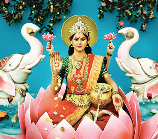 Manjari Sharma | Darshan @ Lotusland title=