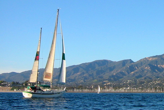 Happy Hour Sailing Cruise $5 Rum drinks and Margaritas! title=