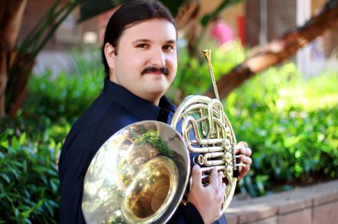 Overlooked Horn Music from the Czech Republic, Finland, and Lithuania (Jonathan Snyder, UCSB Alumnus) title=