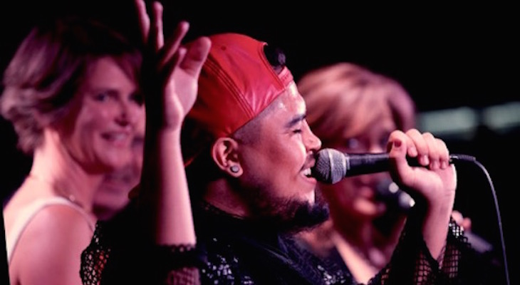 Soho Showcase of Local Singers