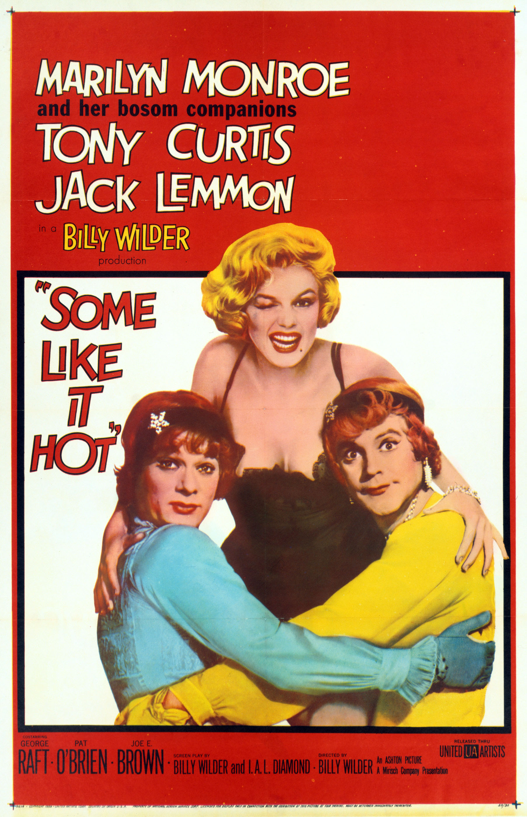 Free Summer Cinema: Some Like It Hot